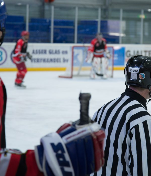 French-Speaking Hockey Players were banned from speaking French