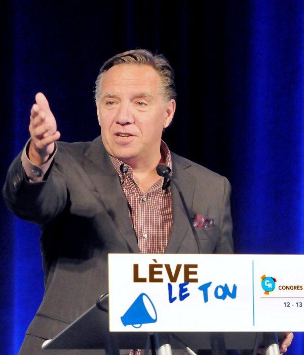 Is François Legault, the Québec Prime-Minister elect, similar to Donald Trump?